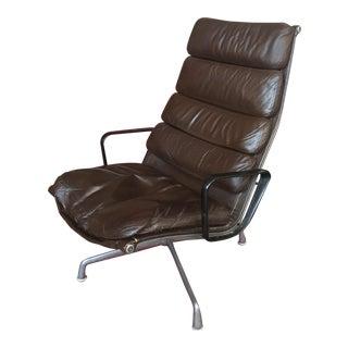 Original Eames Soft Pad Lounge Chair