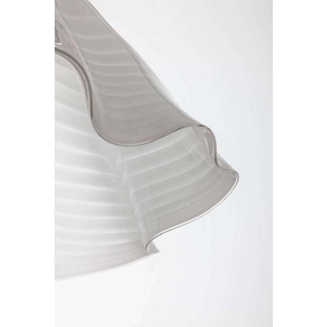 1960s Venini Fazzoletto Pendant For Sale - Image 5 of 8
