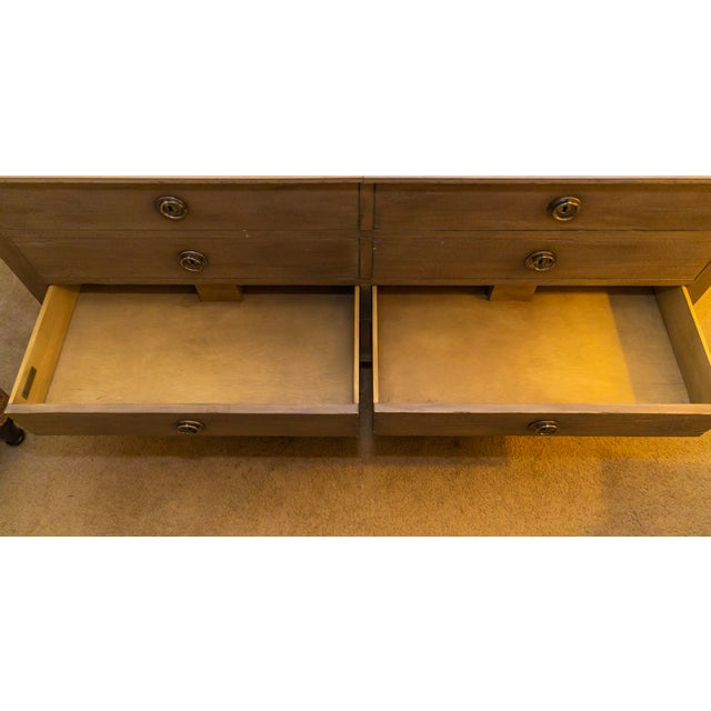 Restoration Hardware Double Maison Vanity Base For Sale In Sacramento - Image 6 of 13