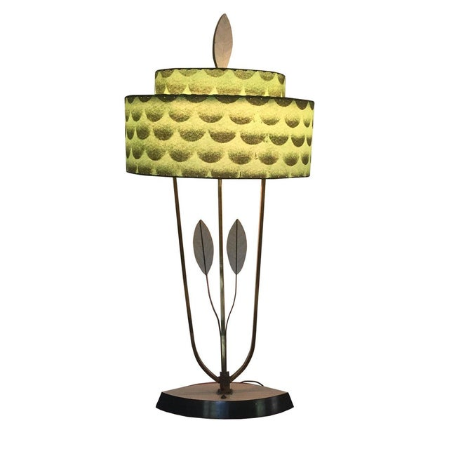 Mid-Century Table Lamp - Image 1 of 9