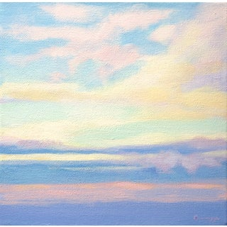 """Morning Sky"" Painting"