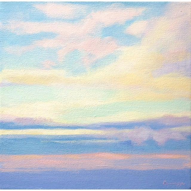 """Morning Sky"" Painting - Image 1 of 4"