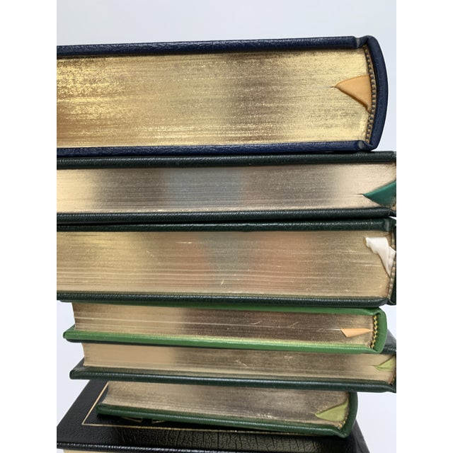 Easton Press Leather-Bound Classic Literature Book Collection - Set of 10 For Sale In New York - Image 6 of 12