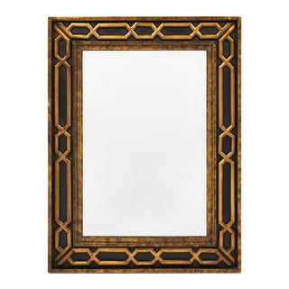 Mid-Century Gold Leafed French Mirror