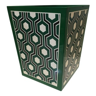 Bungalow 5 Sasoon Waste Basket For Sale