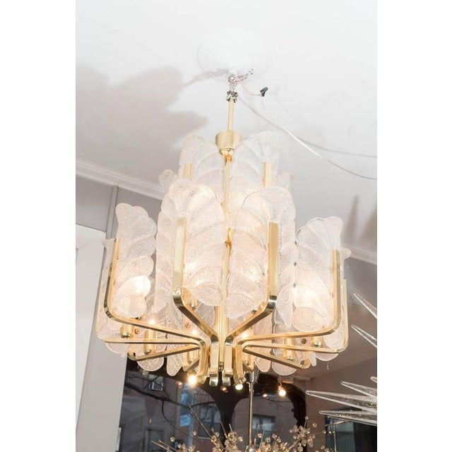 Incredible carl fagerlund orrefors acanthus leaf chandelier decaso gold carl fagerlund orrefors acanthus leaf chandelier for sale image 8 of 8 aloadofball Choice Image
