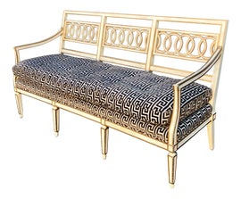 Image of Beige Settees