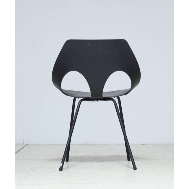 1950s Rare Version of the C3 Chair by Frank Guille For Sale - Image 5 of 8