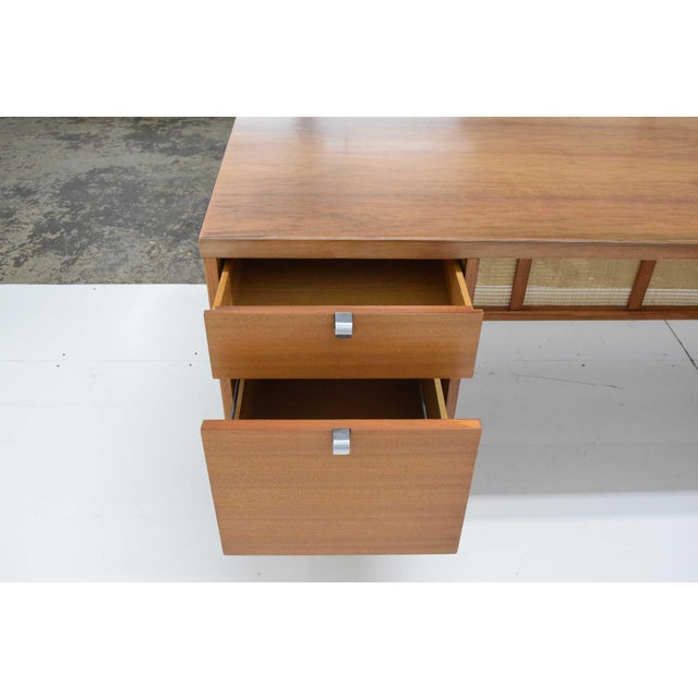 1952 George Nelson for Herman Miller Executive Desk For Sale - Image 9 of 13