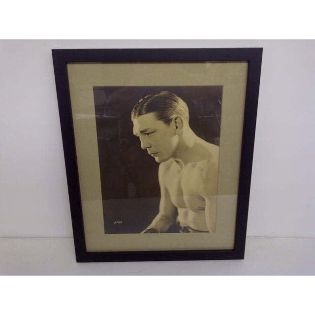 """Harry Greb """"Pittsburgh Windmill"""" Photography - Image 2 of 6"""