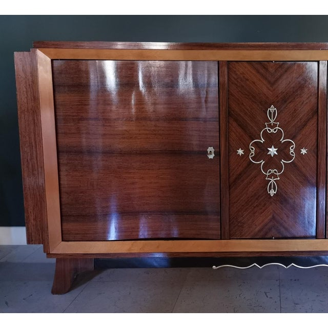 Mid-Century Modern 20th Century French Sideboard For Sale - Image 3 of 12