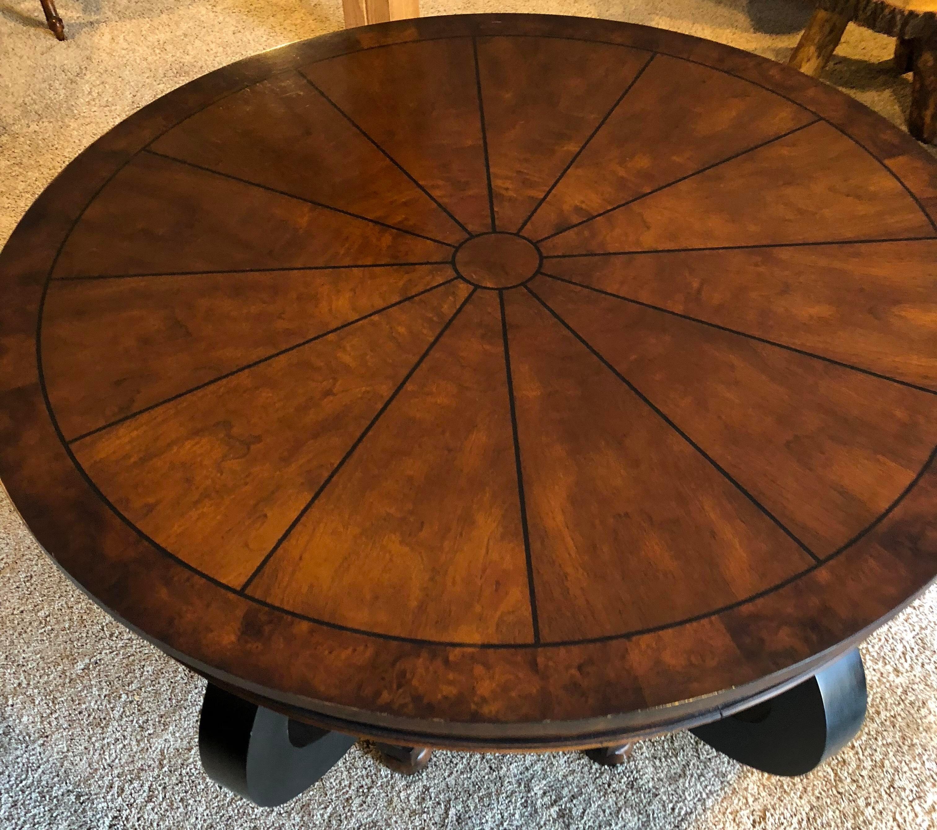 Henredon Henredon Dining Table For Sale   Image 4 Of 5