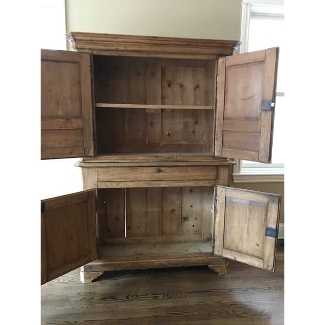Mid-Century Modern Early 19th Century Scandanavian Cupboard For Sale - Image 3 of 6
