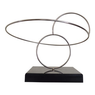 John Anderson Signed Kinetic Sculpture For Sale