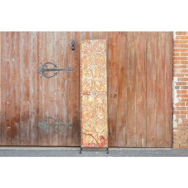 Antique Kunchen Tibetan Door For Sale - Image 10 of 11