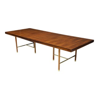 Harvey Probber Brazilian Rosewood Dining Table For Sale