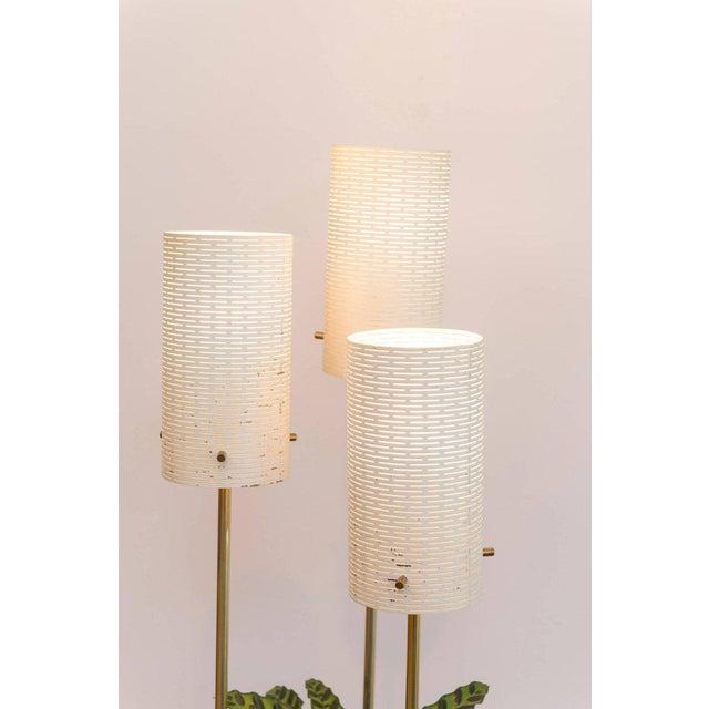 Modern Lightolier Planter Lamp For Sale - Image 3 of 11
