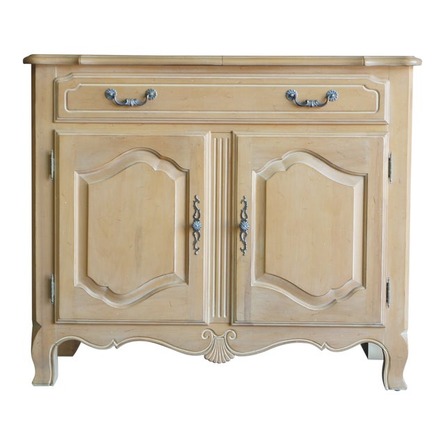 Country French Ethan Allen Server For Sale