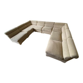 1970's Modular Sectional Sofa for Directional For Sale
