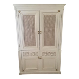 Custom Bedroom TV/Drawer Cabinet