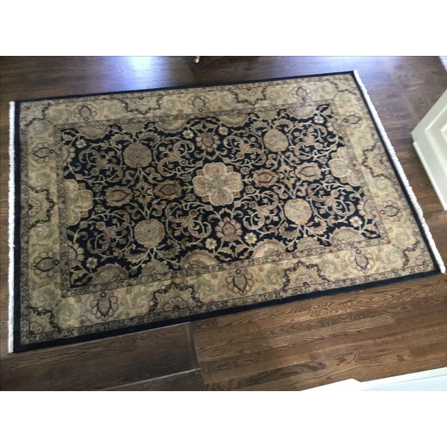 Beautiful Ethan Allen rug. Barely used. Luxurious feel