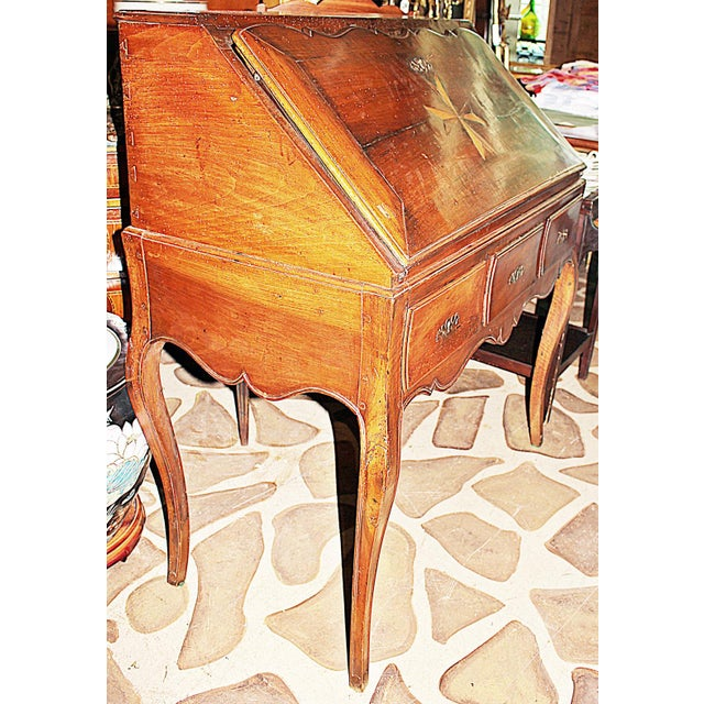 Late 18th Century Italian Writing Desk For Sale In West Palm - Image 6 of 12
