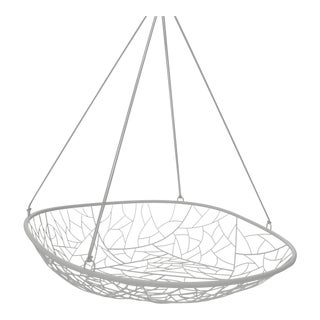Big Basket Hanging Swing Chair For Sale