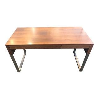 Bdi Cascadia 6201 Desk in Walnut Finish For Sale