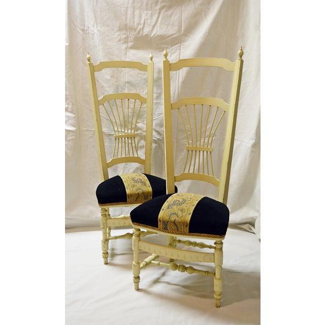 Chiavari High Back Chairs - A Pair - Image 3 of 9