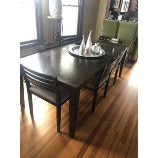 Room & Board Modern Wood Dining Set - Set of 7 Preview