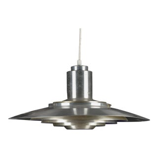 1960s Pendant Lamp by Preben Fabricius & Jørgen Kastholm for Nordisk Solar For Sale