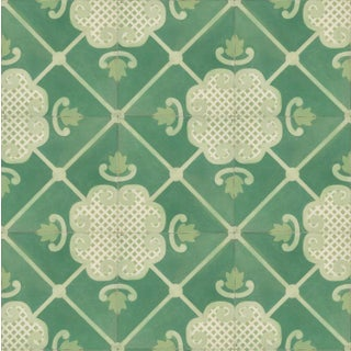 Celerie Kemble Folly Hardwood Tile - 1 Box, 14 Tiles