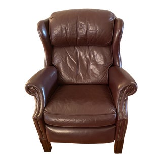 Bradington Young Chippendale Traditional Chair For Sale