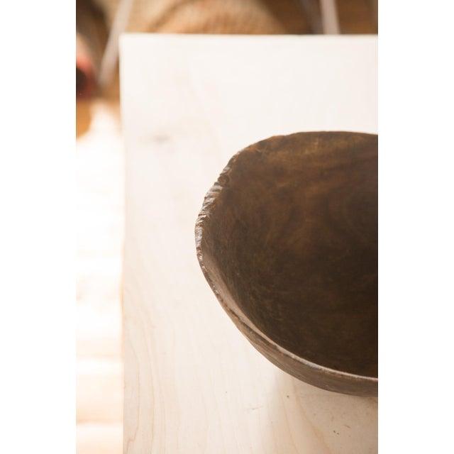 Vintage Wooden African Bowl - Image 6 of 7