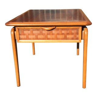 Lane Perception Mid Century Side Table