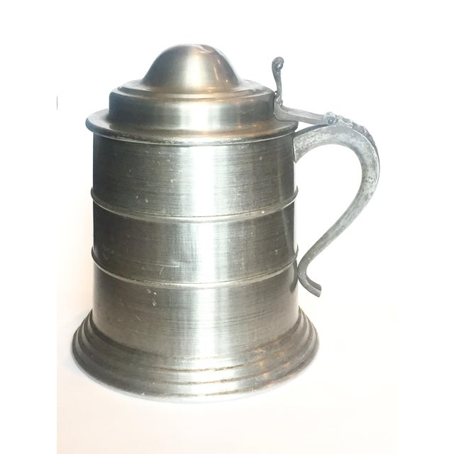 Huge Pewter Stein Ice Bucket - Image 2 of 7