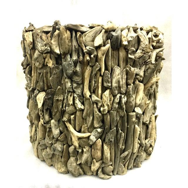 Organic Reclaimed Driftwood Planter - Image 2 of 4