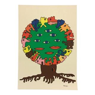 Pedro Uhart, Tree Eye, 1978 For Sale