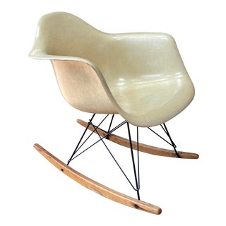 1950s Eames Herman Miller Zenith Rocker For Sale