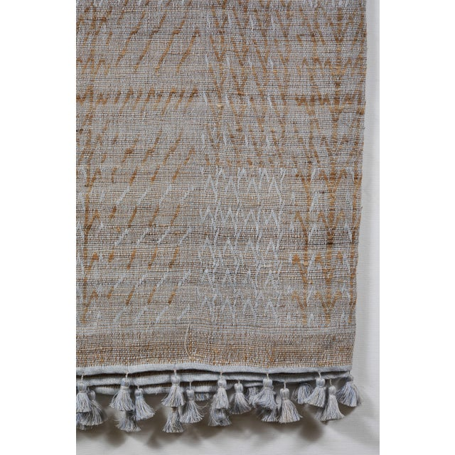 A contemporary line of cushions, pillows, throws, bedcovers, bedspreads and yardage handwoven in India on antique Jacquard...