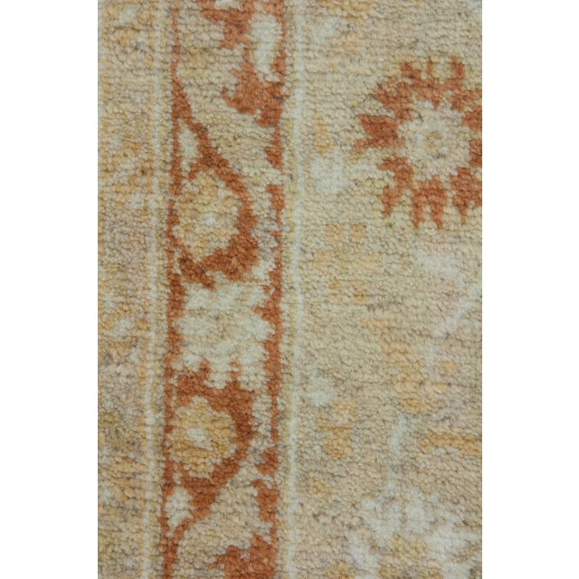 """New Traditional Hand Knotted Area Rug - 6'3"""" x 9'4"""" - Image 3 of 3"""