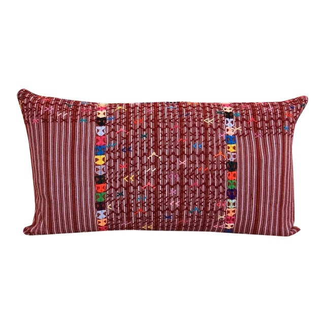 """The Jimmy"" Guatemalan Pillow - Image 1 of 5"