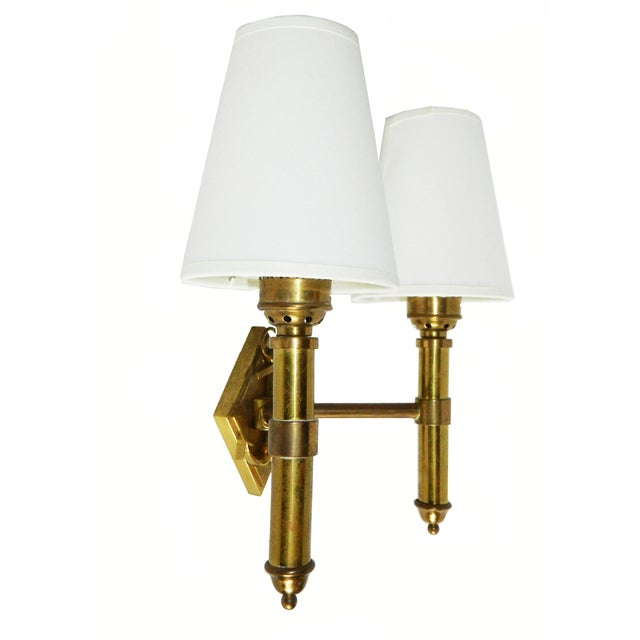 French Vintage Maison Lancel Sconces - Pair - Image 3 of 6
