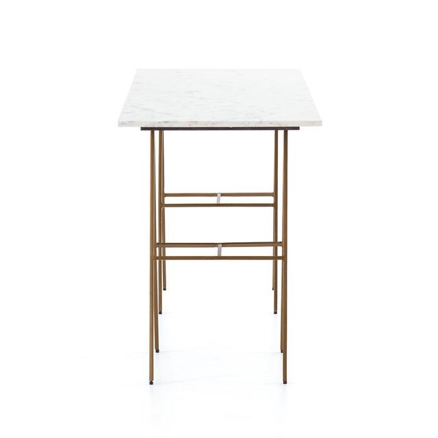 2010s Contemporary Erdos + Ko Emory Writing Desk For Sale - Image 5 of 8