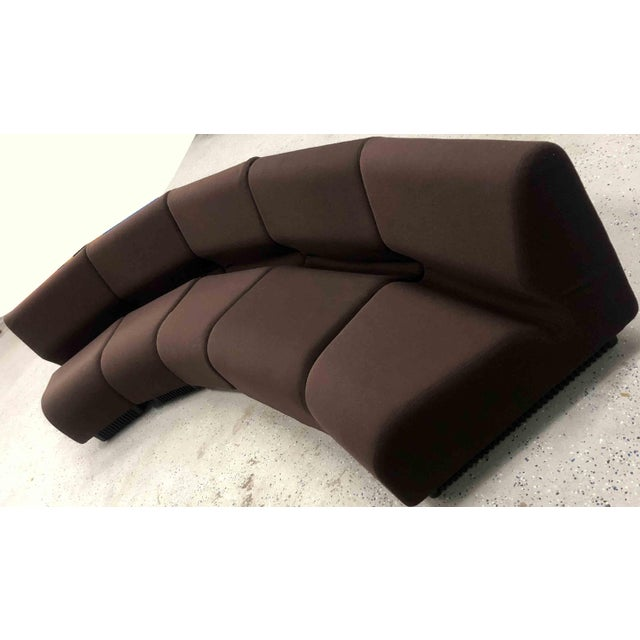 1970s 1970s Vintage Don Chadwick Herman Miller Modular Sofa - 5 Pieces For Sale - Image 5 of 13