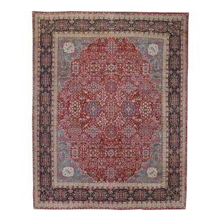 Mid-Century Modern Persian Kerman Rug For Sale