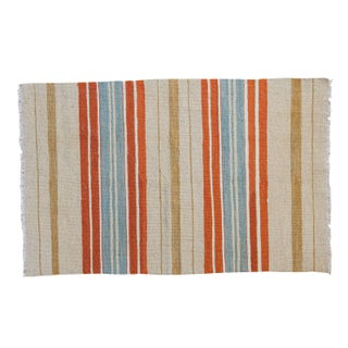 New Kilim Rug - 3' X 5' For Sale
