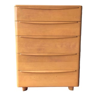 1950s Mid-Century Modern Heywood Wakefield 'Encore' Chest of Drawers For Sale