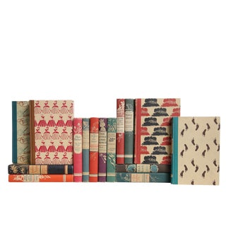 Midcentury Children's Classics Book Set For Sale