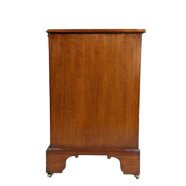 Mahogany George III Mahogany Bachelors Chest For Sale - Image 7 of 10
